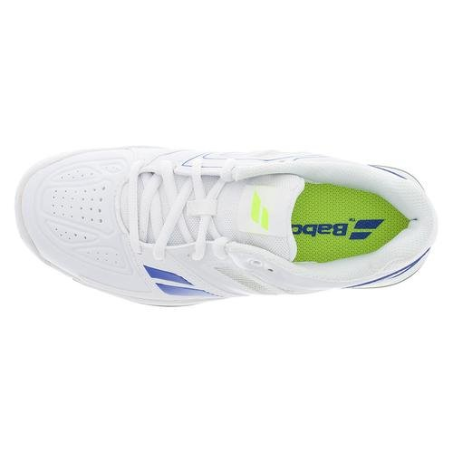 BABOLAT Propulse Team All Court Schuhe Kinder, Weiß, 37