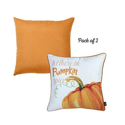 Apolena Fall Season Thanksgiving Halloween Decorative Throw Pillow