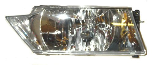OE Replacement Nissan/Datsun 200SX/Sentra Driver Side Headlight Assembly Composite (Partslink Number -