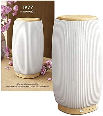Pranarom Difusor Jazz Cerámica Bambú, 1 Unidad, Pack de 1: Amazon.es