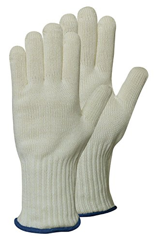 GENUINE COOLSKIN 375 GTX HEAT RESISTANT ANTI BURN GAUNTLETS SIZE 8 MEN'S SMALL LADIES MEDIUM by cool skin