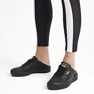 Puma Cali Mule Black Shoes For Women