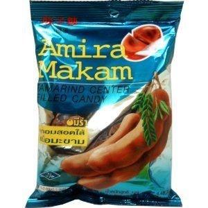 Amira Makam  Candy Tamarind 42 G   2 Pack