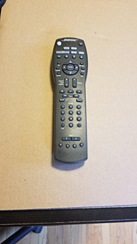 Genuine Bose OEM Remote Control for Bose 321 Series II, III