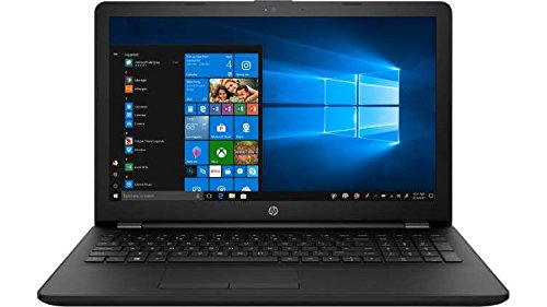 HP Laptop 15-bs091ms, 15.6-inch HD touchscreen, Intel Core i3-7100U, 8GB memory/1TB HDD, DVD-Writer, Windows 10, GA webcam with integrated digital microphone (Touch Screen Laptop I3)