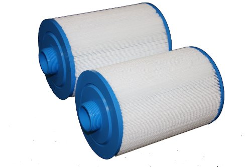 2 Pack Filter fits-  Pleatco PAS35P Fits Coleman Elite Spa Filter Cartridge 5CH-35 FC-0300