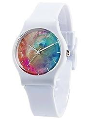 Tonnier Watches White Resin Super Soft B...