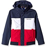 Tommy Hilfiger Adaptive Boys' Regatta Jacket with Magnetic Buttons