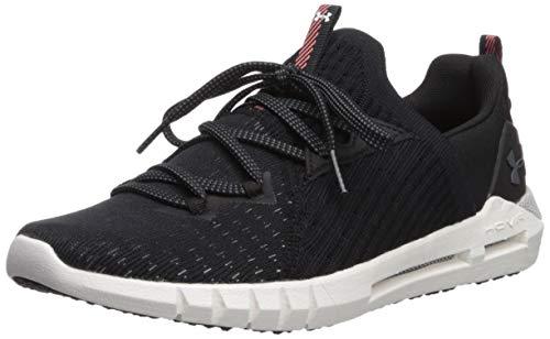 Under Armour Unisex Grade School HOVR SLK EVO Sneaker, Black (001)/Onyx White, 6.5 M US Big -