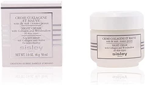 Sisley Botanical Night Cream With Collagen & Woodmallow, 1.6-Ounce Jar