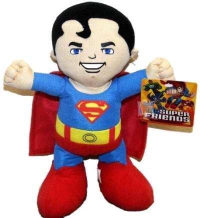 Warner Brothers DC Comic Super Hero Baby Superman 10