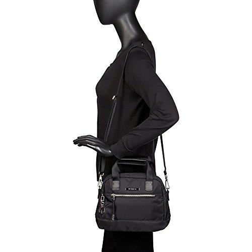 Noir 274 Zinc femme Noir bandoulière Hedgren HAUR0400301 Sac pour qfw0FxIZ