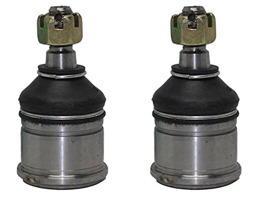 2 Front Lower Ball Joints PartsW 2 Rack and Pinion Bellow Boot 2 Inner /& 2 Outer Tie Rod Ends CR-V 2WD 4WD