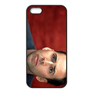Nicolas Cage iPhone 5 5s Cell Phone Case Black T9015452