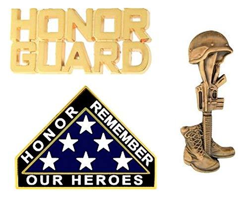 (Honor Guard Pins - Novelty Hat Pin 3)