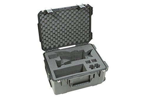 SKB Cases 3I-201510AX1 SKB iSeries Camera Cases for Sony FDRAX1 4K Handycam, Sony NX7 (Black) [並行輸入品]   B01M4JSJF5