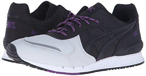 ASICS GEL Classic Retro Running Shoe, Black/Black, 10 M US