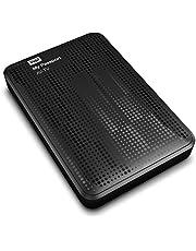 Western Digital WDBHDK0010BBK-EESN My Book Extern Hårddisk, 1 TB, Svart