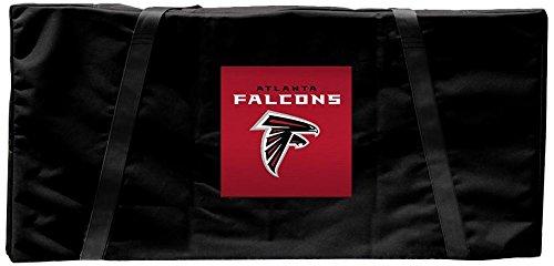 Atlanta Falcons NFL Regulation Cornhole Carrying Case