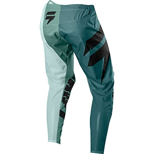 2018 Shift White Label Tarmac Pants-Teal-30 by Shift (Image #1)