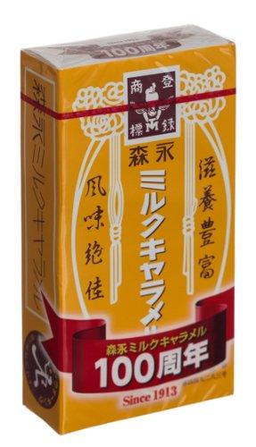 Morinaga Caramel Milk Box 2.07oz by Morinaga