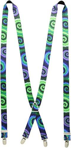 Buckle-Down Suspender - Tie Dye -