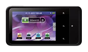 Creative ZEN Touch 2 16 GB Android Based MP3 and Video Player (Black)