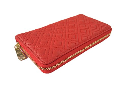 Tory-Burch-Marion-Quilted-Multi-Gusset-Wallet-Leather-Masaai-Red-New