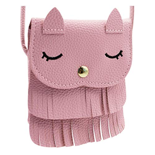 ZGMYC Cat Tassel Shoulder