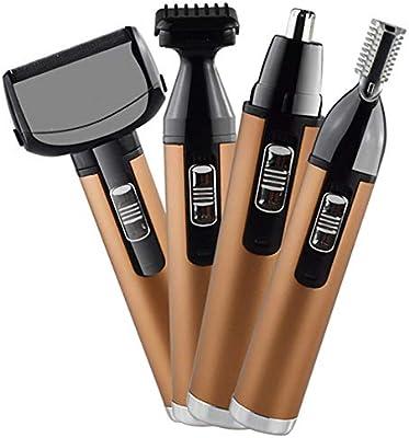 4 En 1 Nariz Eléctrica Trimmer Afeitadora Afeitadora Cejas ...