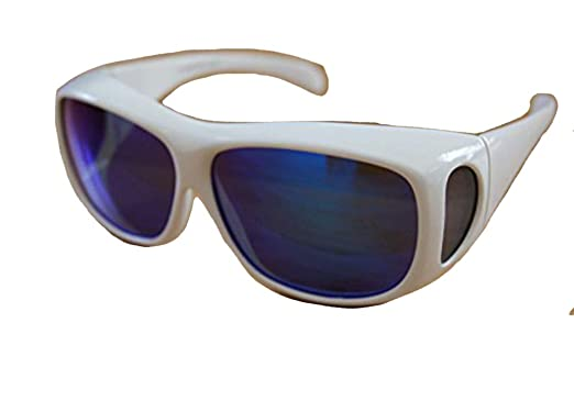 Amazon.com: Gafas de sol 100% polarizadas con rayos UV sobre ...