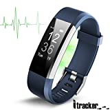 Best Activity Wristbands - ITRACKER Fitness Tracker [2019], Activity Tracker Watch Review