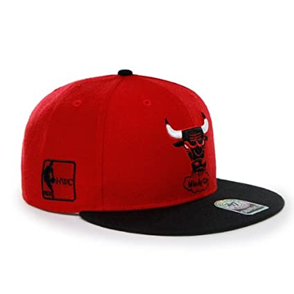 b9185de3a12 NBA Chicago Bulls Men s  47 Brand Big Shot Snapback Cap with  Windy City
