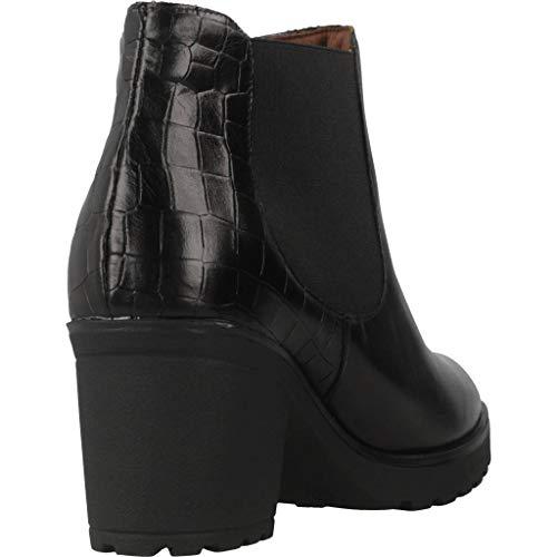 Negro Modelo Pitillos Negro Color Botas Mujer Mujer Pitillos 2834p Marca Para qvWHg