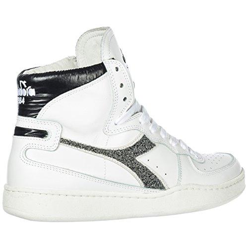 MI Chaussures Diadora Heritage Femme Basket lux en Baskets Cuir Hautes Sneakers 85rAqfn5w