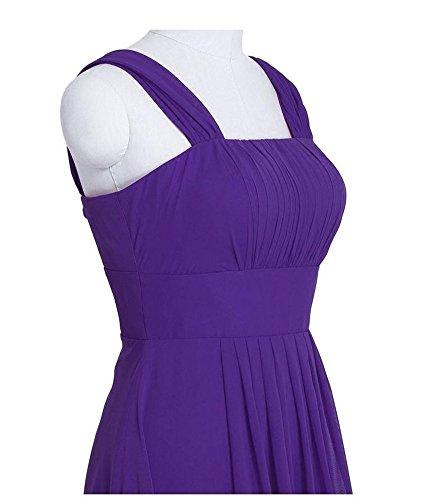 Empire Drasawee Damen Damen Drasawee Kleid Violett Empire Violett Kleid Empire Drasawee Damen AYwFF