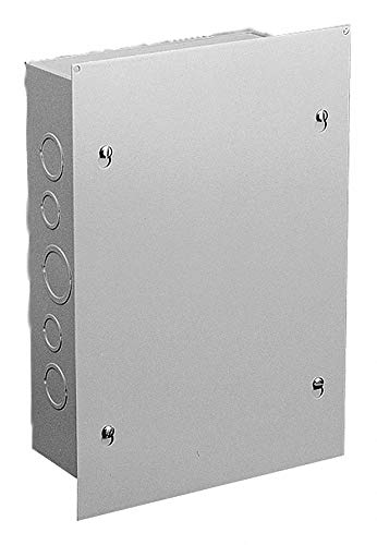 Hoffman AFE12X12 Flush Cover for Pull Box, Steel, 12'' x 12''