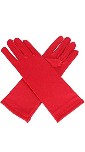 FashionModa4U Children's Gloves (Red) ()