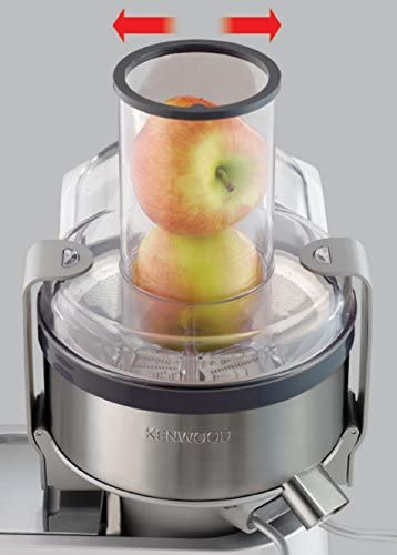 Kenwood AT641 Vita Pro-Active Continuous Juice Extractor