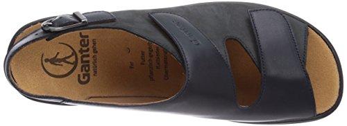 Ganter Blau Zapatos 3000 Weite ozean Mujer G Para Monica q8wWqxgtYr