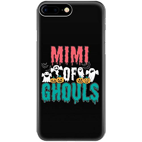 Funny Halloween Mimi Of Ghouls - Phone Case