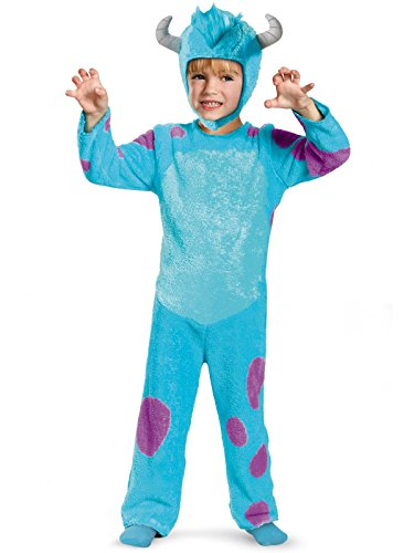 Disney Pixar Monsters University Sulley Toddler Classic Costume,