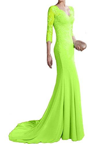 Topkleider - Vestido - para Mujer Verde