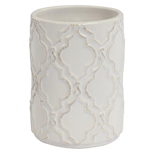 Adams Modern Rug (Jennifer Adams Chainlink Tumbler, Ceramic)