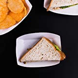 Disposable Paper Food Tray for
