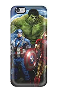 Hot Tpu Cover Case For Iphone/ 6 Plus Case Cover Skin - Avengers