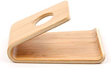 DURAGADGET Soporte/Stand de Madera de bambú para Smartphone Xiaomi ...