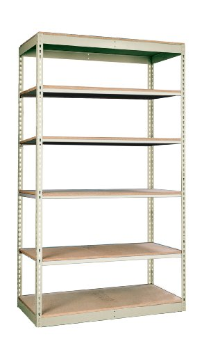 Single Rivet Shelving Units - 9