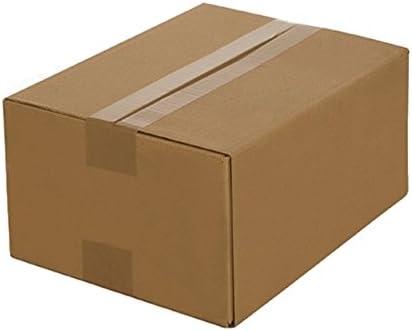 100 Caja Plegable 250 x 175 X 100mm, Empaquetado Cartón: Amazon.es ...