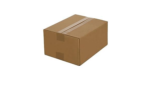 50 x cajas de carton 400 x 300 x 200 mm caja para enviar objetos paquete Correos: Amazon.es: Oficina y papelería